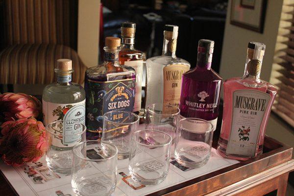 Gin Tastings 4