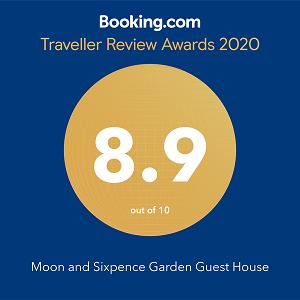 Booking Com Award Moon And Sixpence